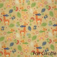 Fall Giraffe