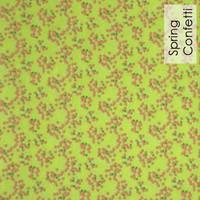 Spring Confetti  - Printed Felt