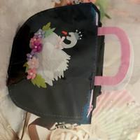 Swan Purse Felt Kit