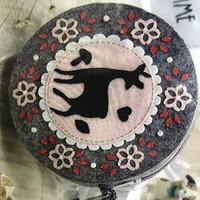 Deer Handbag Felt Craft Kit- Imported