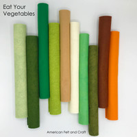 Eat Your Veggies - Color Collection