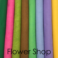 Flower Shop - Color Collection