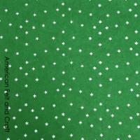 Starburst Felt - Green