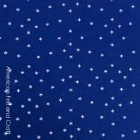 Starburst Felt - Deep Blue