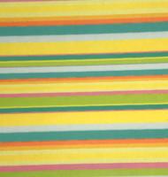 Cabana Stripe - Printed Felt