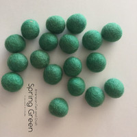 Spring Green 2cm 6 count