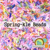 Spring-kle Beads - Sweet spring shades
