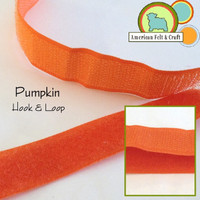 Hook and Loop - Pumpkin