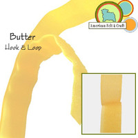 Hook and Loop - Butter