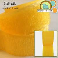 Hook and Loop - Daffodil -