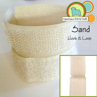 Hook and Loop - Sand