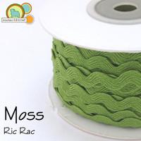 Moss Green Ric Rac