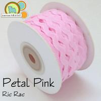 Petal Pink Ric Rac
