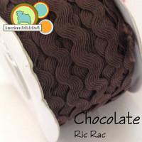 Chocolate Ric Rac