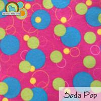 SALE - Soda Pop- Acrylic Print Felt