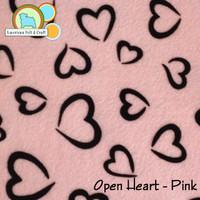 Open Heart - Pink