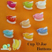 Cup O Joe Buttons