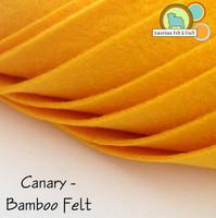 Canary - Bamboo Felt