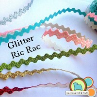 Glitter Ric Rac