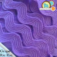Grape Ric Rac