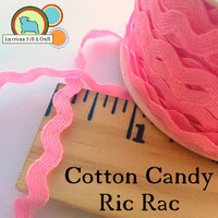 Cotton Candy Ric Rac