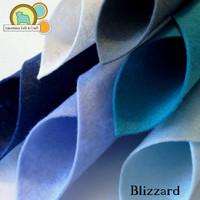 Blizzard - Felt Color Collection