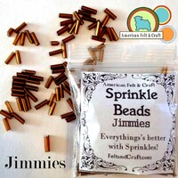 Jimmies Sprinkle Beads