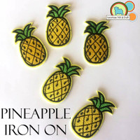 Pineapple - Iron On Patch