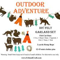 Outdoor Adventures Garland