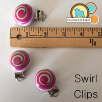 Swirl Clip