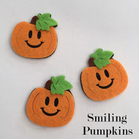 Smiling Pumpkins