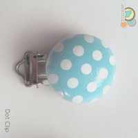 Blue Dot Clip
