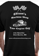 "Ellison's Machine Shop ""Your Engine Guy"""