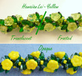 Hawaiian Lei Kit - Yellow