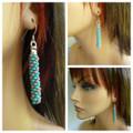 Kumi Earring Pattern