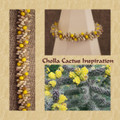 Cholla Cactus Inspiration Kit