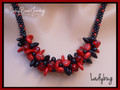 Ladybugs - Necklace Kit