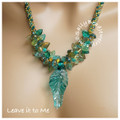 Leave it to Me - Teal - Necklace Kit