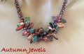 Autumn Jewels - Necklace Kit