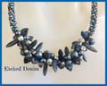 Etched Denim - Necklace Kit