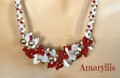 Amaryllis - Necklace Kit
