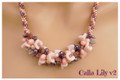 Calla Lily v2 -  Necklace Kit