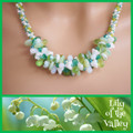 Lily of the Valley - Necklace Kit