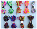 Satin Cord 1.2mm Mixes