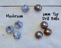 Mushroom vs 6mm Balls