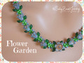 Flower Garden -  Necklace Kit