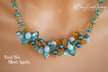 Teal We Meet Again - Necklace Kit
