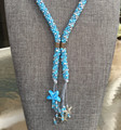 Lariat Necklace - Starfish