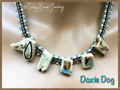 Doxie Dog - Necklace Kit