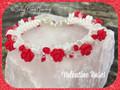 Valentine Roses - Bracelet Kit